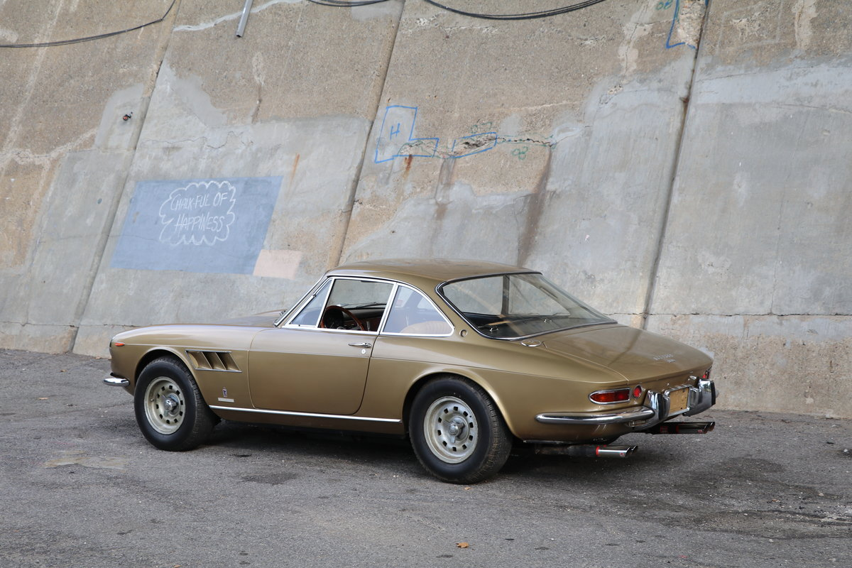 1967 Ferrari 330 GTC Matching Numbers # 22479 For Sale (picture 3 of 5)