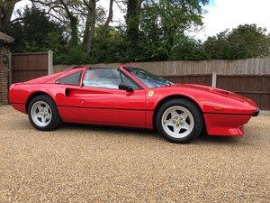 1984 Ferrari 308 GTS Quattrovalvole For Sale