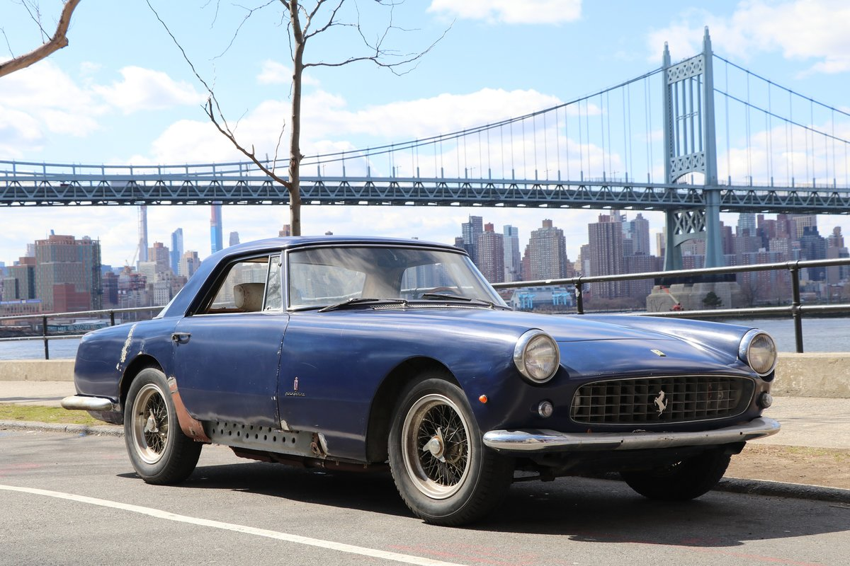 1960 Ferrari 250 GT Coupe: #22849 For Sale (picture 1 of 6)