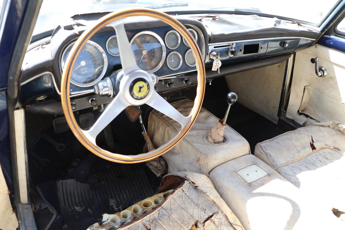 1960 Ferrari 250 GT Coupe: #22849 For Sale (picture 5 of 6)