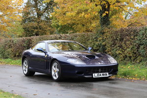 2004 Ferrari 575 Maranello - Low Miles