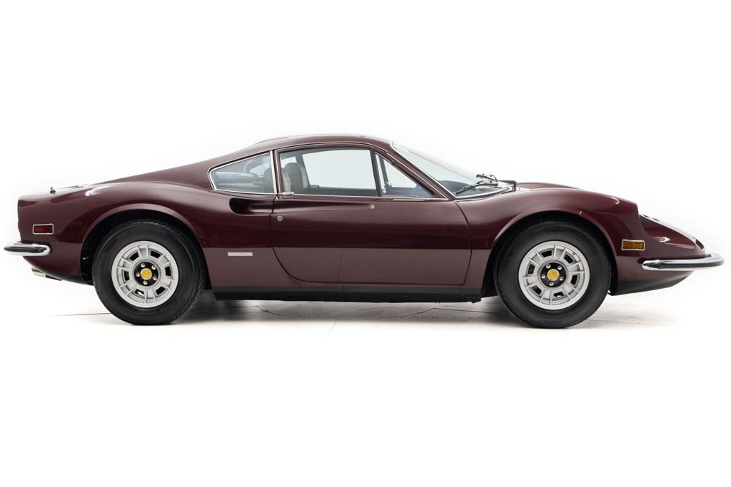 1972 Ferrari 246 GTS Spider Dino low miles Driver Manual $289k For Sale (picture 2 of 6)