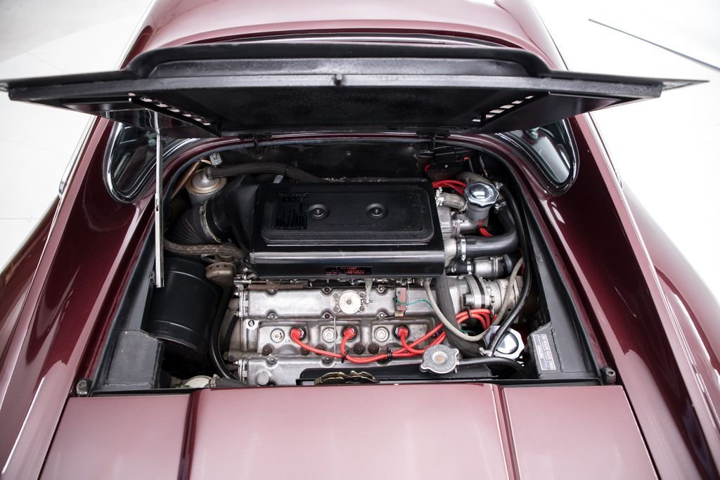 1972 Ferrari 246 GTS Spider Dino low miles Driver Manual $289k For Sale (picture 5 of 6)
