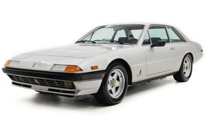 1982 Ferrari 400I 5 Speed Manual 35k miles Ivory 69.4k