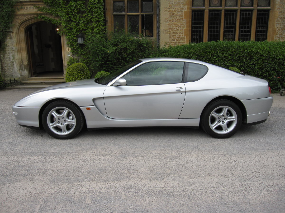 2001 Ferrari 456 M GT 6-speed manual.One of nine For Sale (picture 2 of 6)