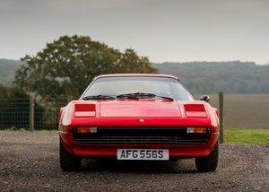 1977 Ferrari 308 GTB CarburettorDry Sump