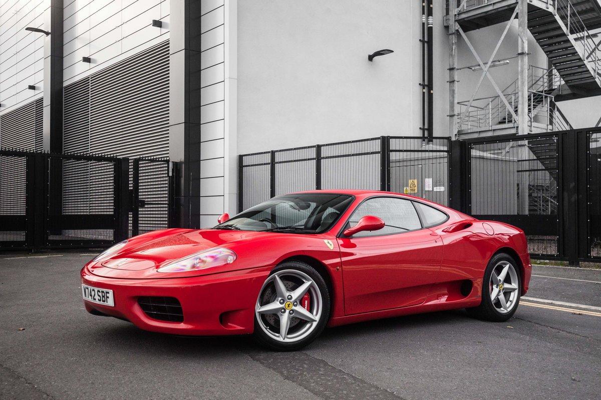 2000 Ferrari 360 Modena F1 For Sale (picture 2 of 6)