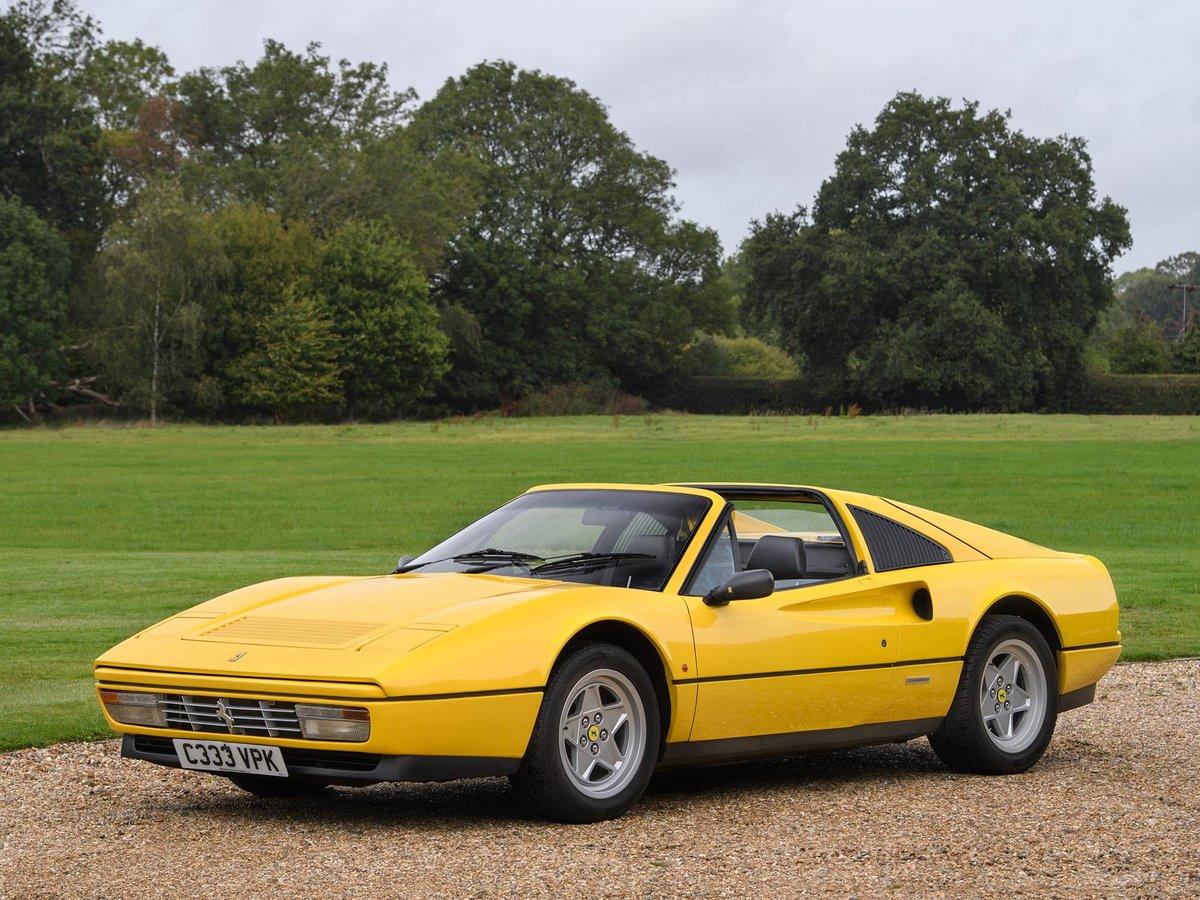 1986 Ferrari 328 GTS  For Sale (picture 4 of 6)