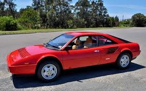1983 Ferrari mondial 8 quattrovalvole service manual For Sale
