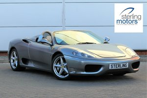 2005 2004 Ferrari 360 Spider F1 For Sale