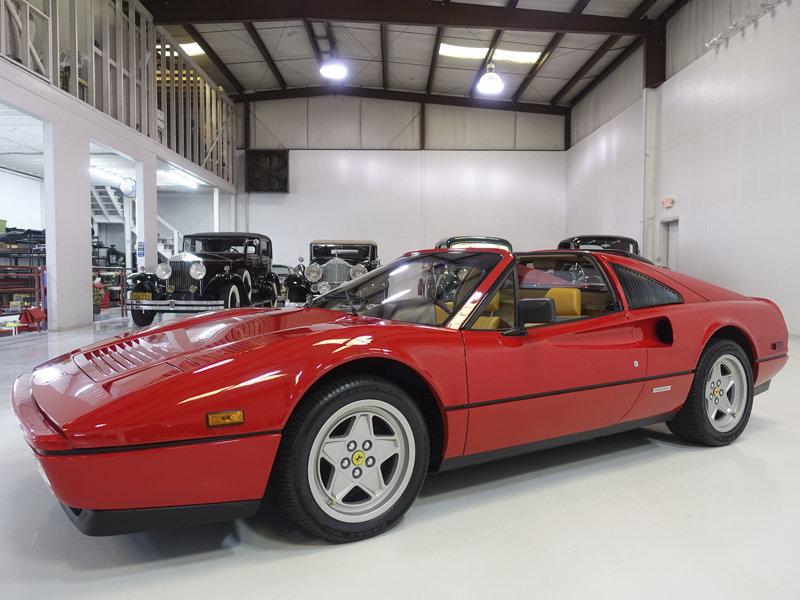 1987 Ferrari 328 GTS For Sale (picture 1 of 6)