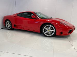 1999 UK RHD ONLY 19,586 Miles! Full Maranello History from new! For Sale