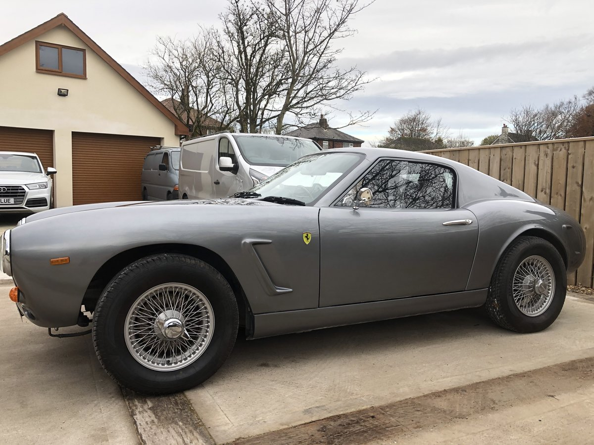 2000 Tribute 250SWB Coupe 1960s Style Replica GT BMW Aston For Sale (picture 1 of 6)