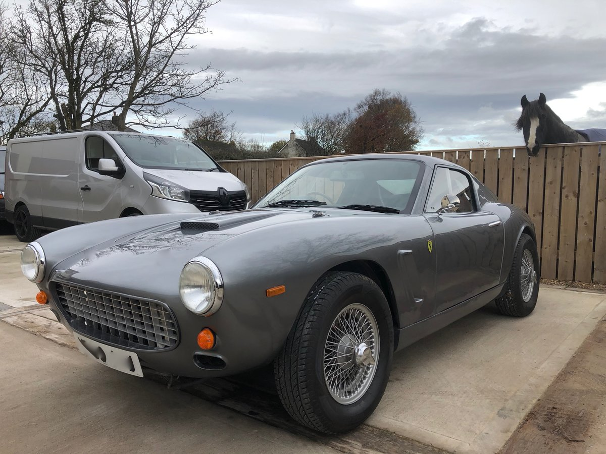2000 Tribute 250SWB Coupe 1960s Style Replica GT BMW Aston For Sale (picture 4 of 6)