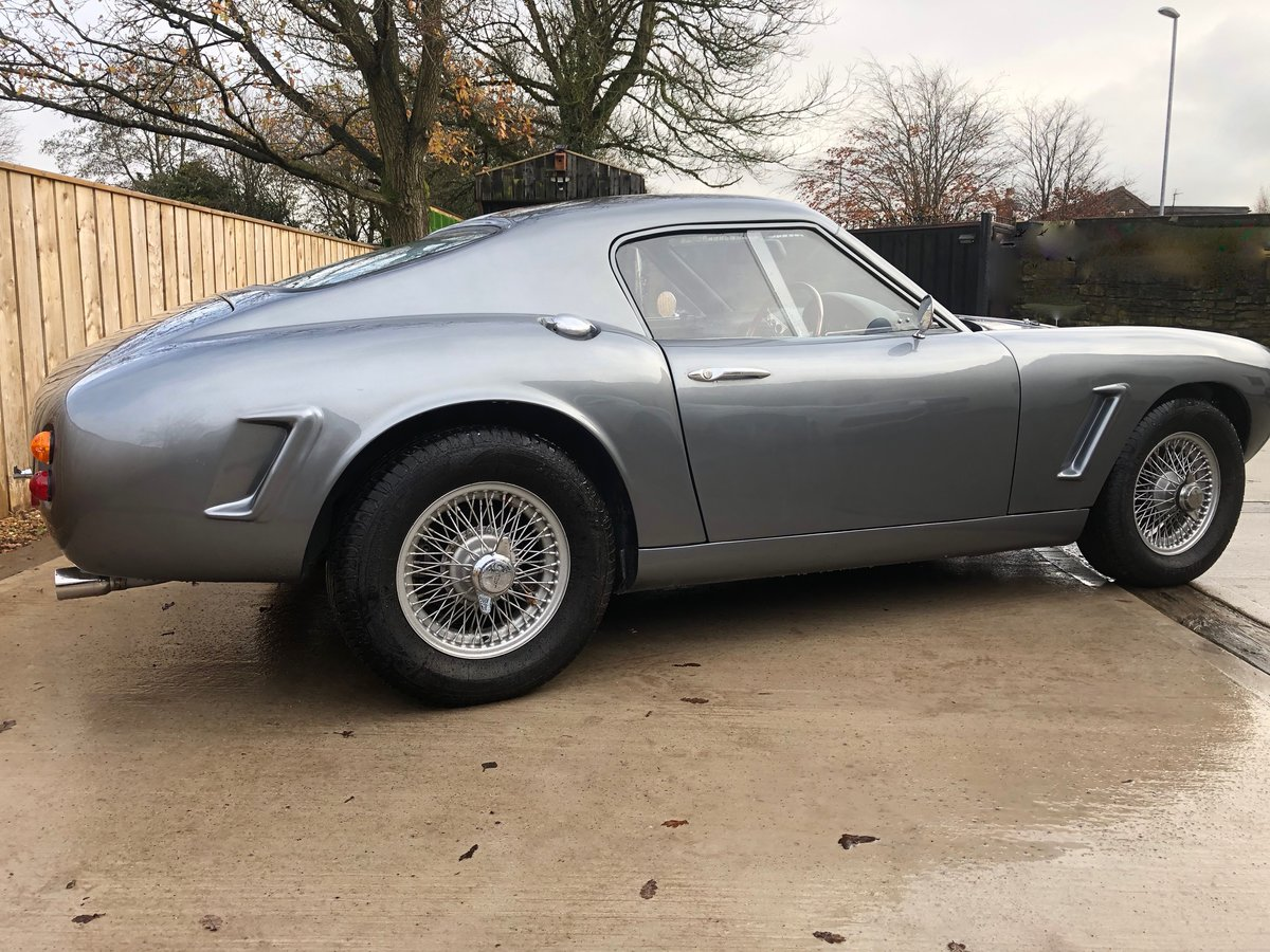 2000 Tribute 250SWB Coupe 1960s Style Replica GT BMW Aston For Sale (picture 5 of 6)