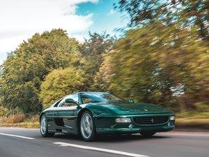 1997 Ferrari F355 Berlinetta  For Sale by Auction