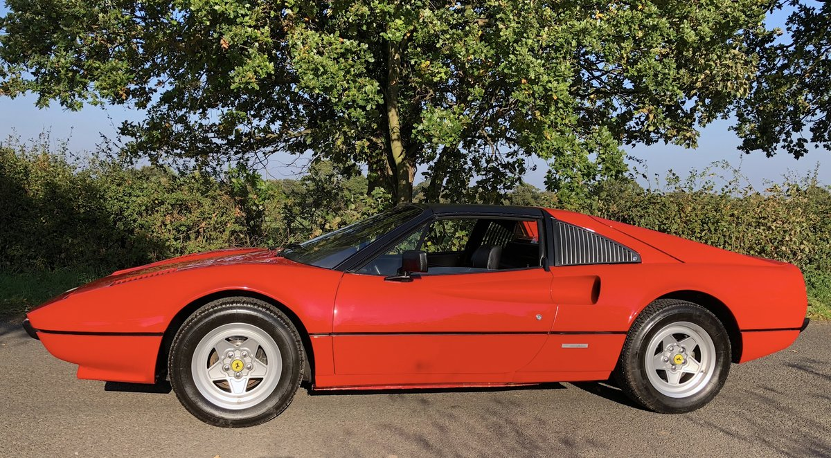 1981 FERRARI 308 GTSi 1 Owner for 35 years !       LHD For Sale (picture 2 of 6)