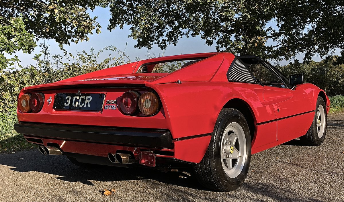 1981 FERRARI 308 GTSi 1 Owner for 35 years !       LHD For Sale (picture 3 of 6)
