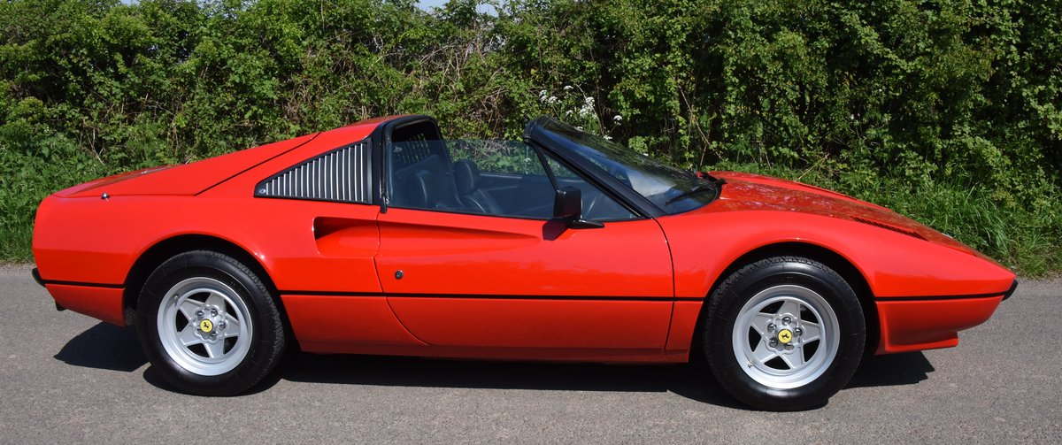 1981 FERRARI 308 GTSi 1 Owner for 35 years !       LHD For Sale (picture 4 of 6)