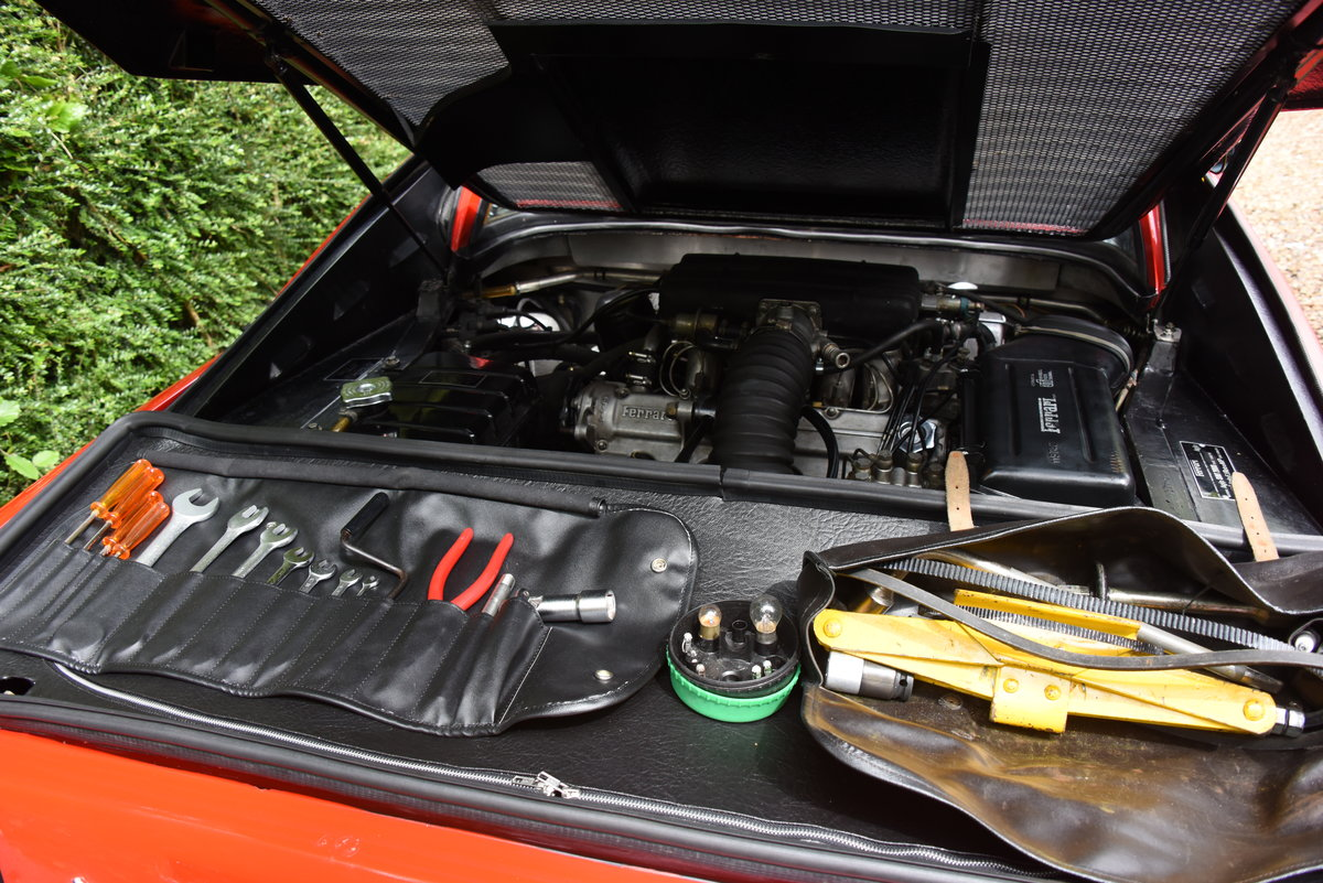 1981 FERRARI 308 GTSi 1 Owner for 35 years !       LHD For Sale (picture 6 of 6)