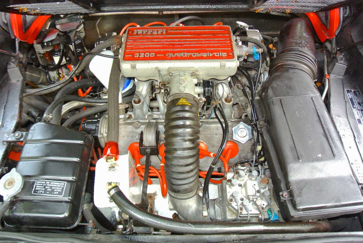 1987 FERRARI 328 GTB  Pre ABS UK example just serviced For Sale (picture 6 of 6)