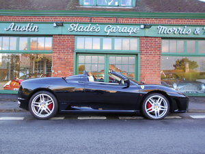 Picture of 2006 Ferrari F430 Spider F1