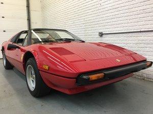 1979 Ferrari 308 GTS Red/tan  For Sale