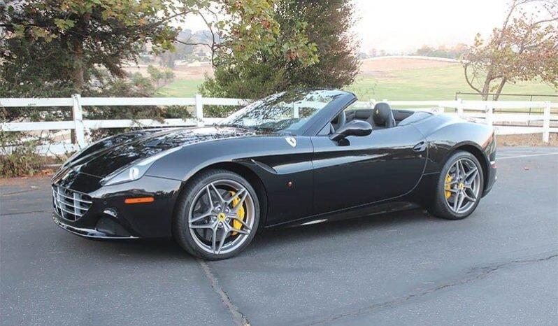 2015 Ferrari California T Spider F1 Convertible Black $135k  For Sale (picture 2 of 6)