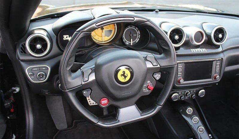 2015 Ferrari California T Spider F1 Convertible Black $135k  For Sale (picture 6 of 6)