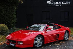 Ferrari 348 TS - RHD - 1993 - 56K Miles  For Sale