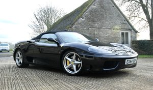 Picture of 2005 Ferrari 360 F-1 Spider just 6749 Miles FFSH