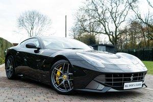 2013 Ferrari F12 Berlinetta F1....Super low miles For Sale