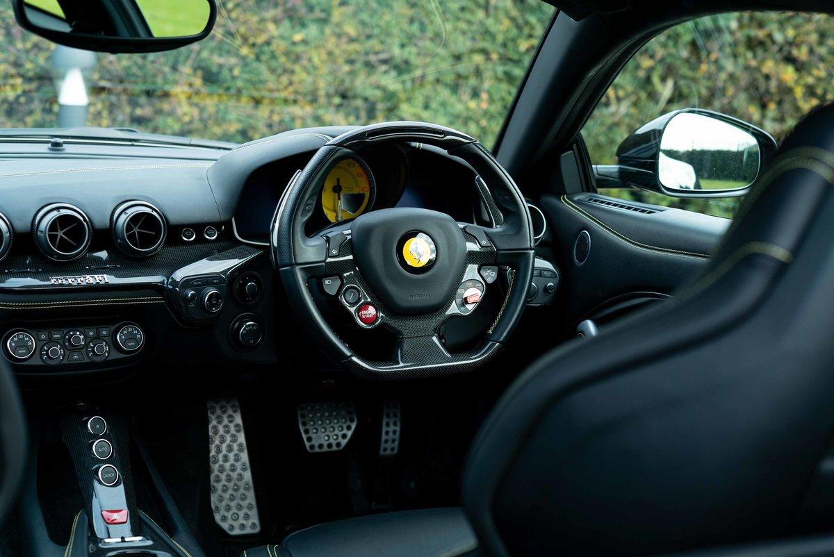 2013 Ferrari F12 Berlinetta F1....Super low miles For Sale (picture 4 of 6)