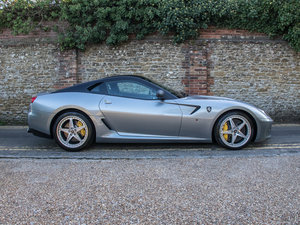 2011 Ferrari  599  599 GTB - HGTE Handling Package SOLD