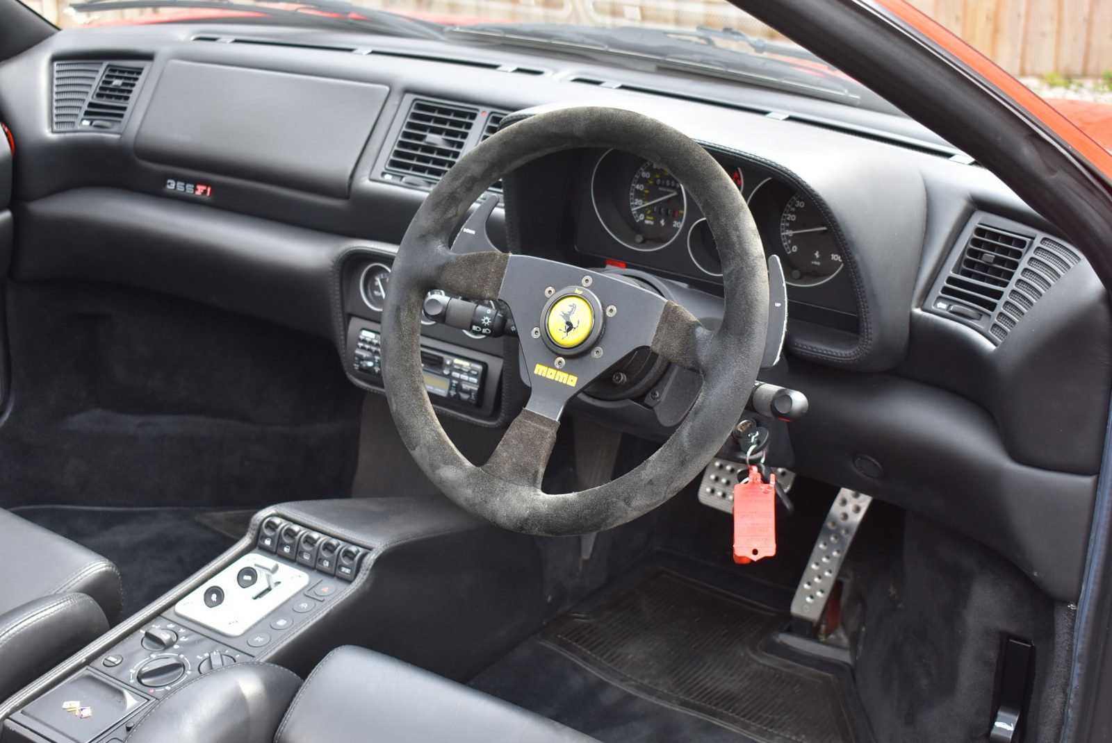 1999 (T) Ferrari F355 3.5 GTS 2dr For Sale (picture 3 of 6)