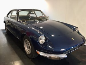 Ferrari 365 GT one owner from new
