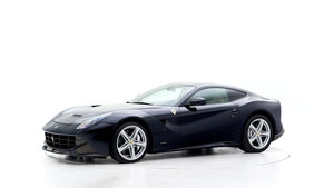 2012 FERRARI F12 BERLINETTA for sale by auction For Sale by Auction