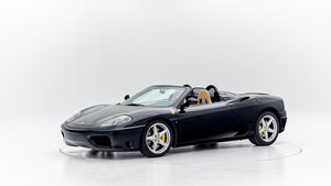 2012 FERRARI 360 SPIDER  For Sale by Auction