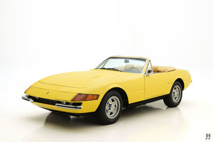 Ferrari 365 GTB/4 Daytona Spider-Conversion - 1971