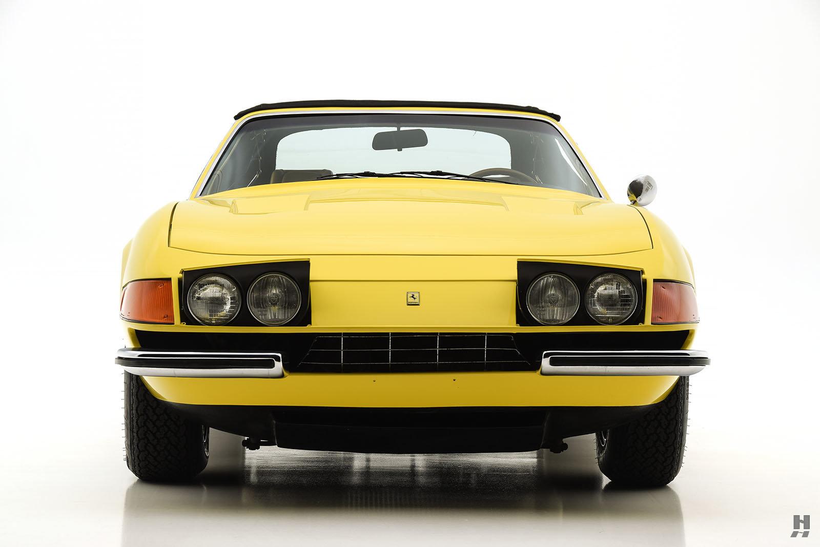 Ferrari 365 GTB/4 Daytona Spider-Conversion - 1971 For Sale (picture 3 of 6)