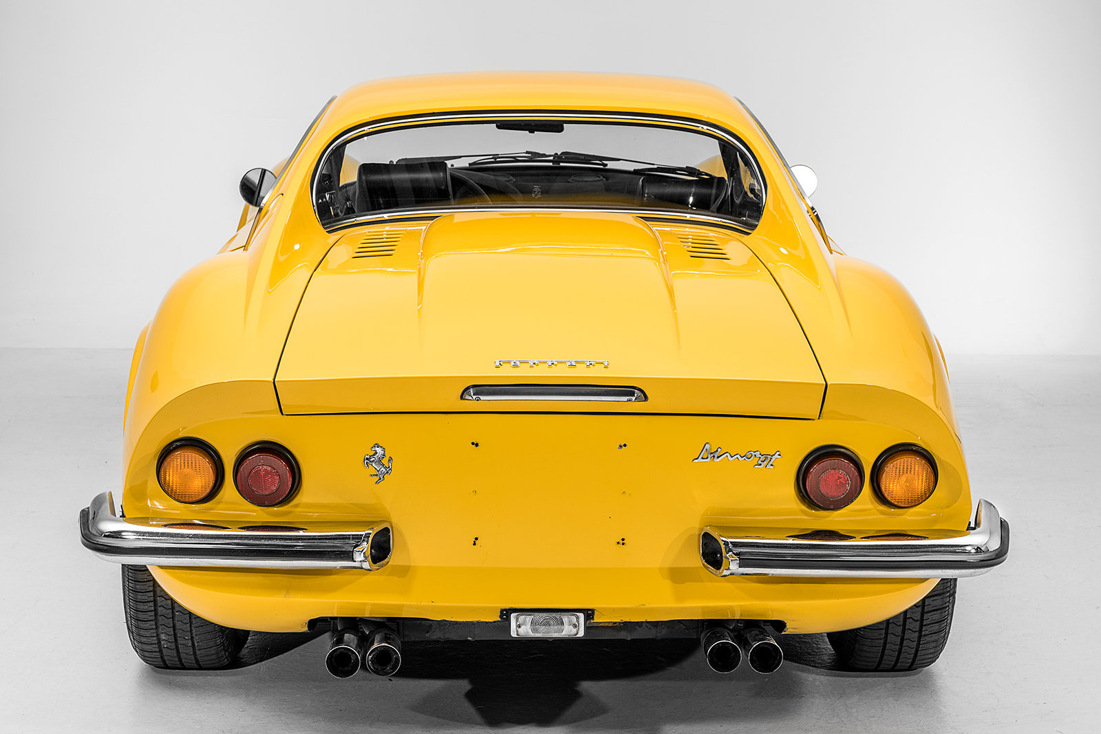 Ferrari Dino 246 GT (1971)  For Sale (picture 4 of 6)