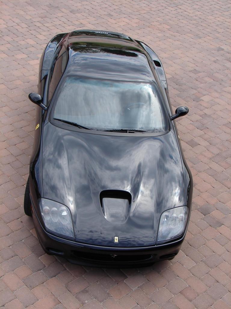 2003 Ferrari 575 M Maranello For Sale (picture 1 of 6)