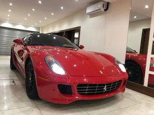 2009 Ferrari 599 GTB 04 Dec 2019 For Sale by Auction