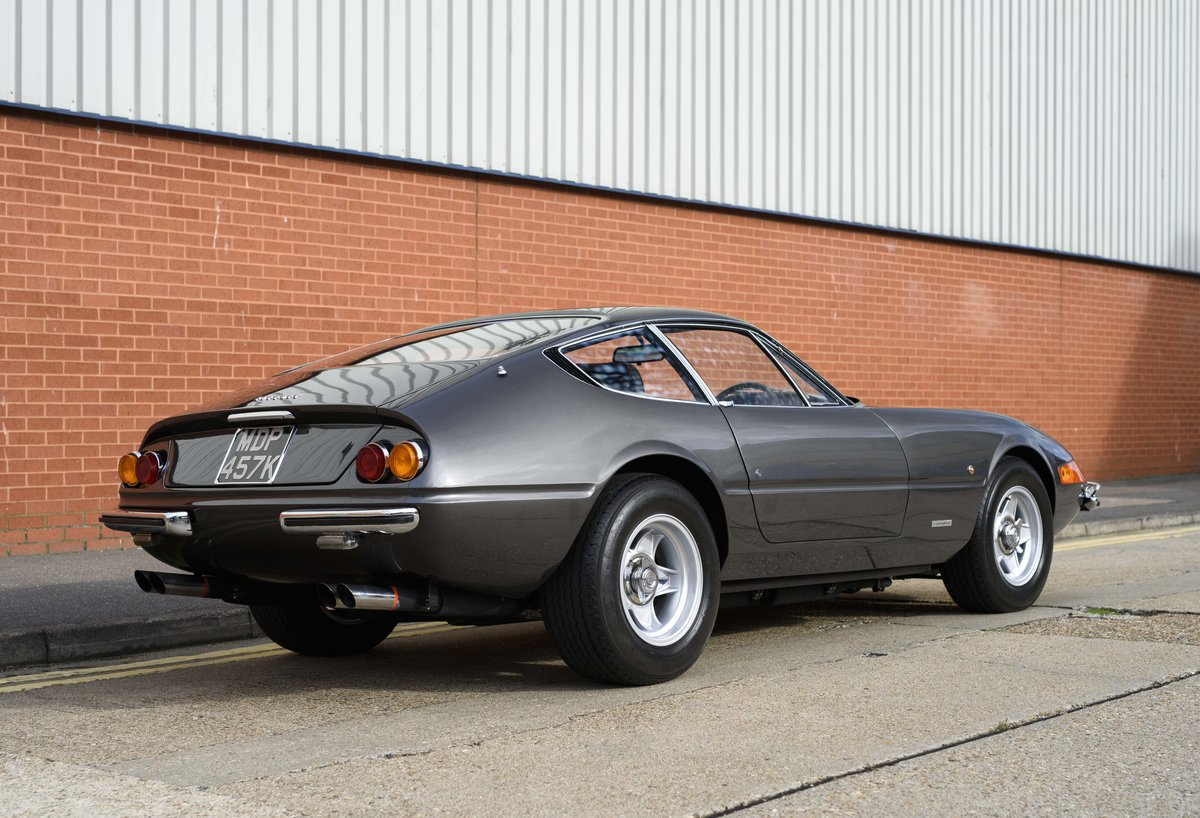 1971 Ferrari 365 GTB/4 Daytona for sale in London (RHD) For Sale (picture 3 of 24)
