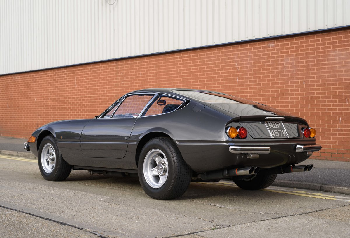 1971 Ferrari 365 GTB/4 Daytona for sale in London (RHD) For Sale (picture 4 of 24)
