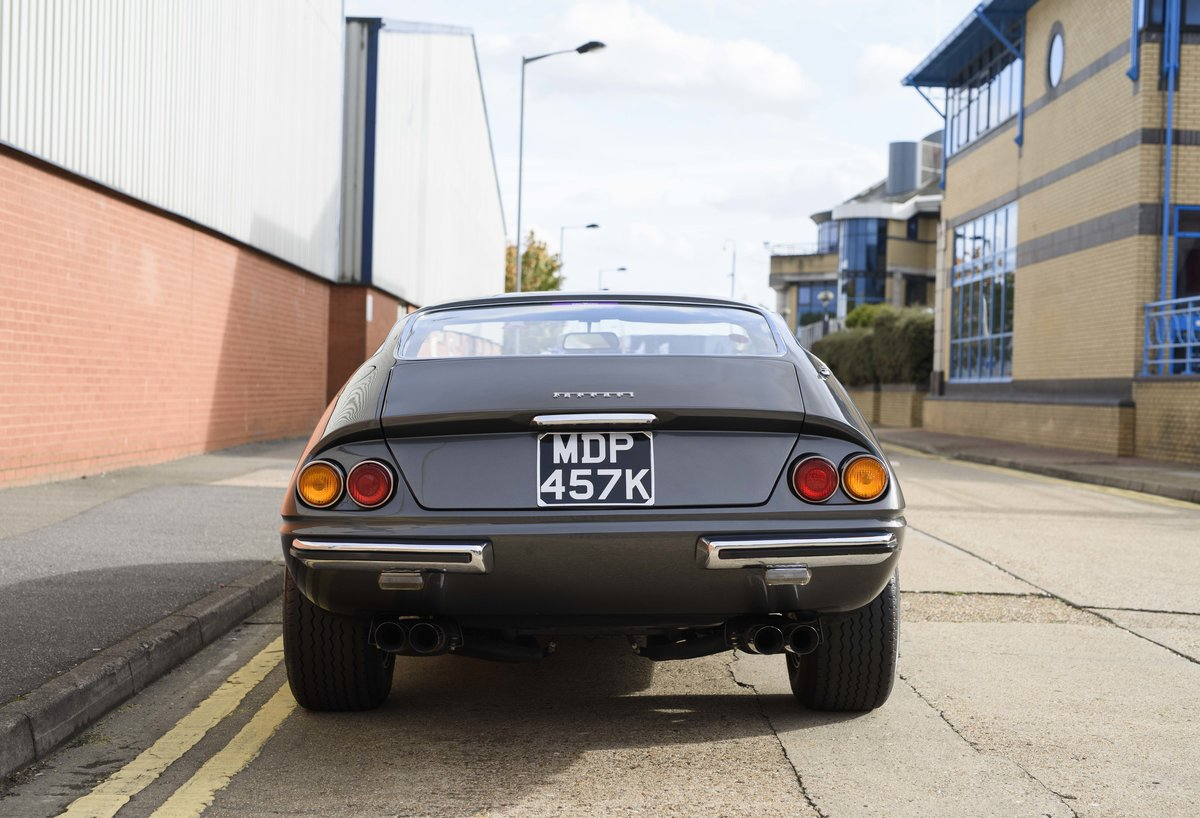 1971 Ferrari 365 GTB/4 Daytona for sale in London (RHD) For Sale (picture 8 of 24)