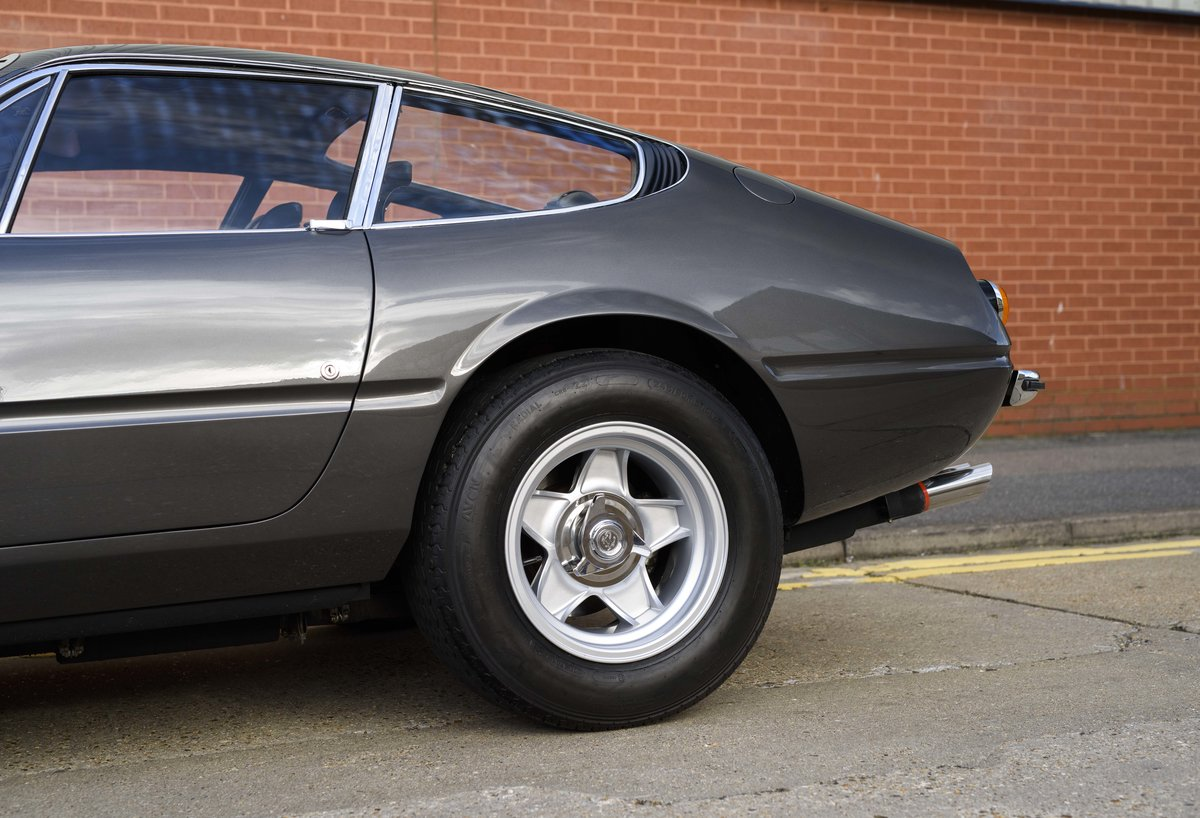 1971 Ferrari 365 GTB/4 Daytona for sale in London (RHD) For Sale (picture 14 of 24)