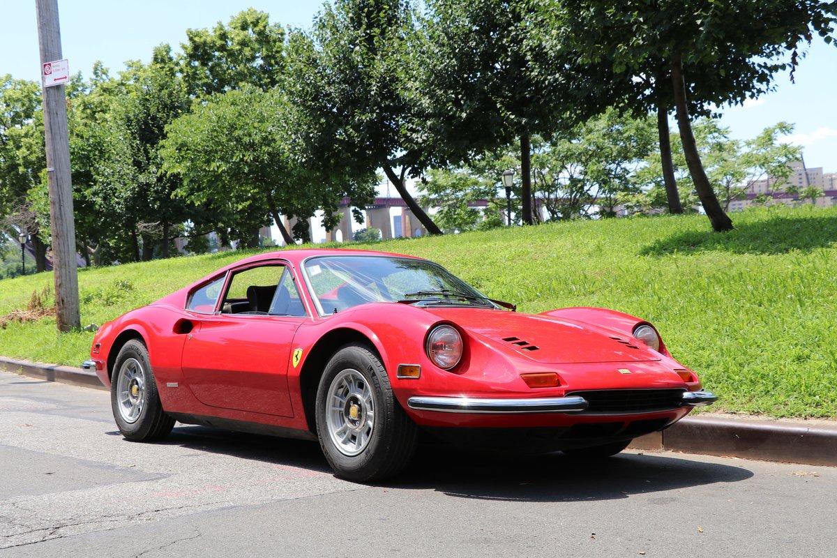 # 22913 1972 Ferrari 246GT Dino  For Sale (picture 1 of 6)