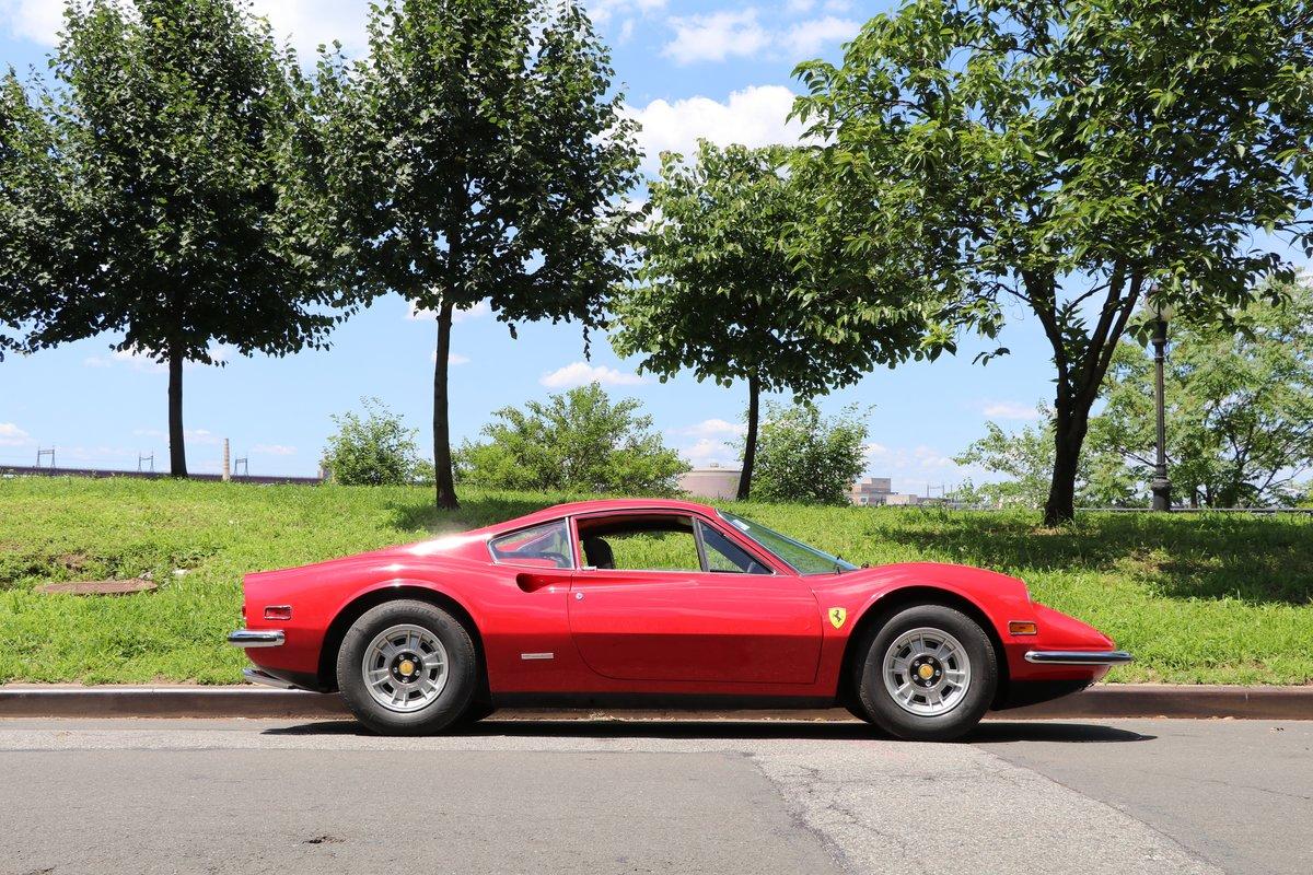 # 22913 1972 Ferrari 246GT Dino  For Sale (picture 2 of 6)