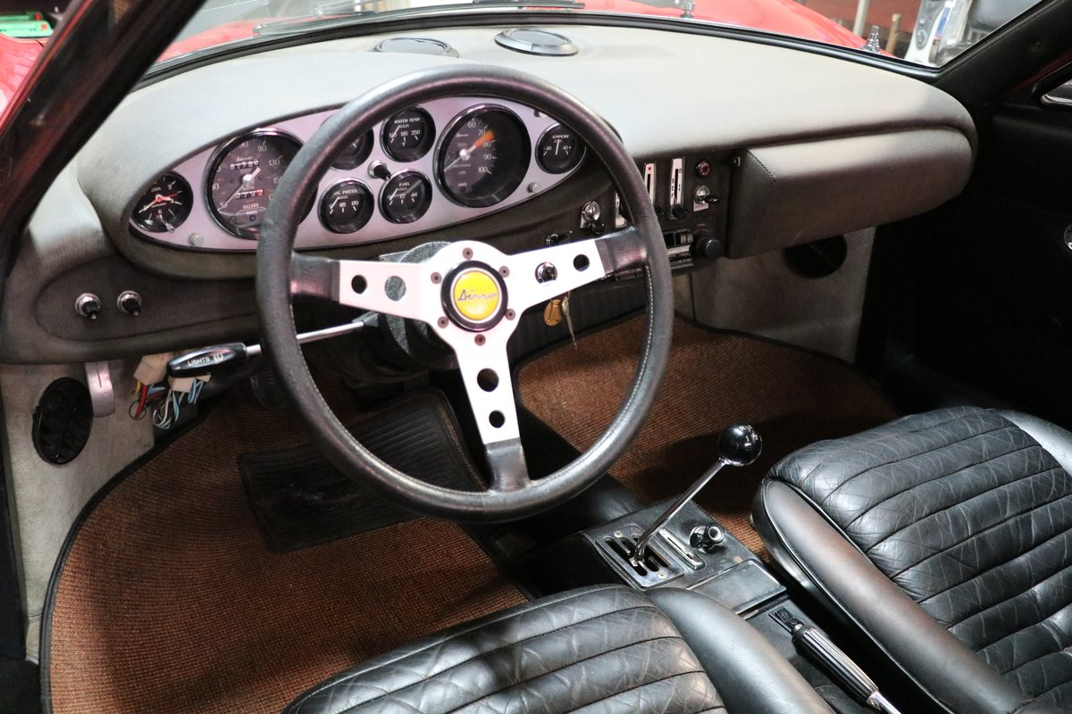 # 22913 1972 Ferrari 246GT Dino  For Sale (picture 5 of 6)